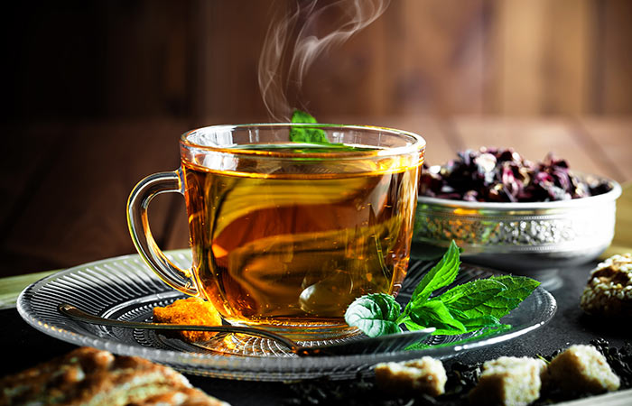 Herbal tea for periods pain in hindi