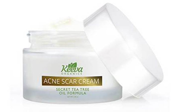 Keeva Acne Scar Cream