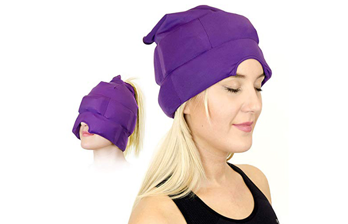 Magic Gel Migraine Relief Cap