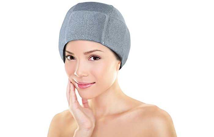 Migraine Gel Ice Hat- Fomi Care