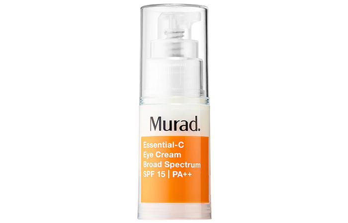 This Eye Cream is enriched with avocado oil and Shorea stenoptera for hydrating and conditioning skin. Contains caffeine extracts that reduce puffiness and retinol to prevent signs of aging. This eye cream has PA ++ (resistant Pigment Darkening or PPD results), which means it provides moderate protection against UVA rays. </li> <li>  Contains SPF 15 </li> <li>  Scientifically Proven </li> <li>  Developed by Dermatologists </li> <li>  on Animals </li> <li>  No Sulfates </li> <li>  No Phthalate </li> </ul> <h5> <p>  <a href=
