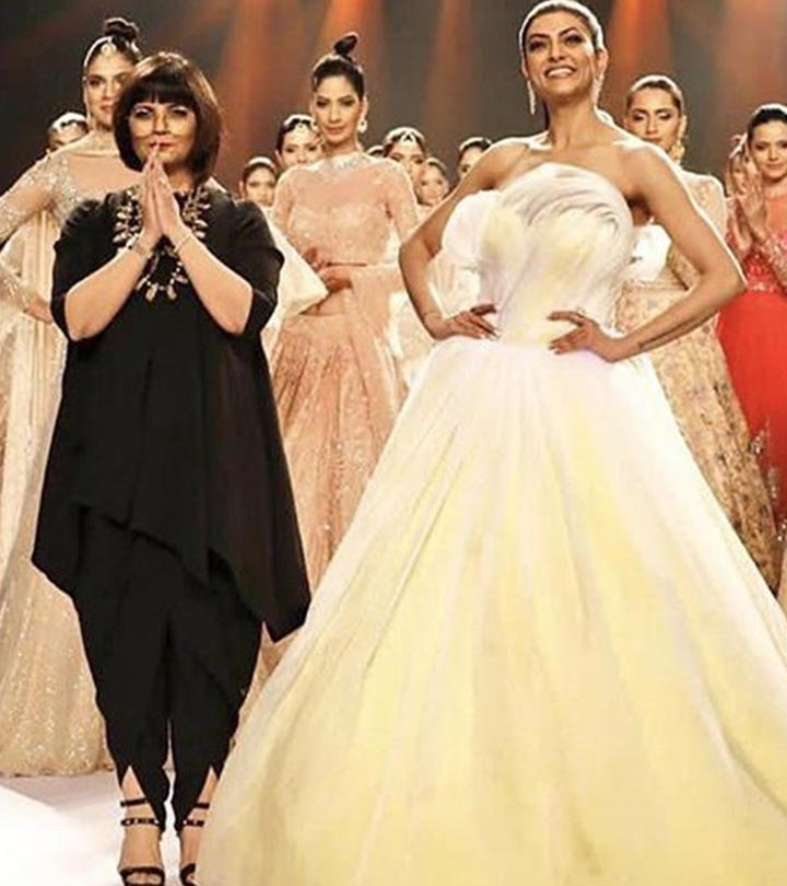 Neeta Lulla – An Incredible Story From First Sewing Machine To Fashion House