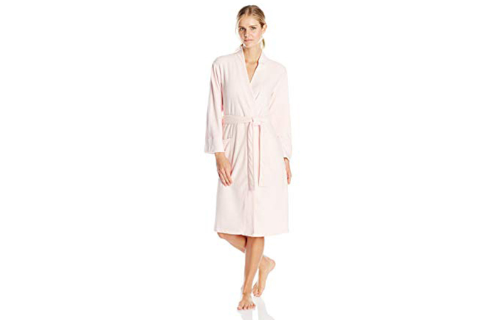 Nirvana Brushed Terry Bathrobe