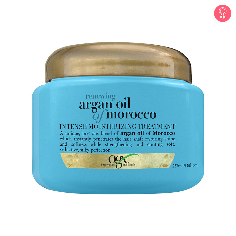 OGX Argan Oil of Morocco Intense Moisturizing Treatment