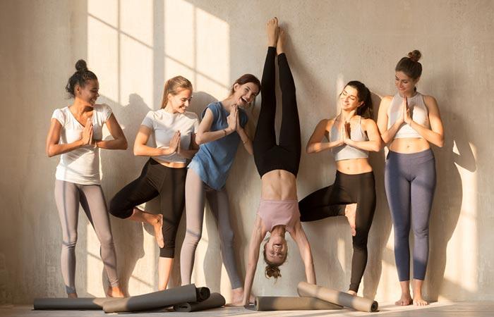 On International Yoga Day