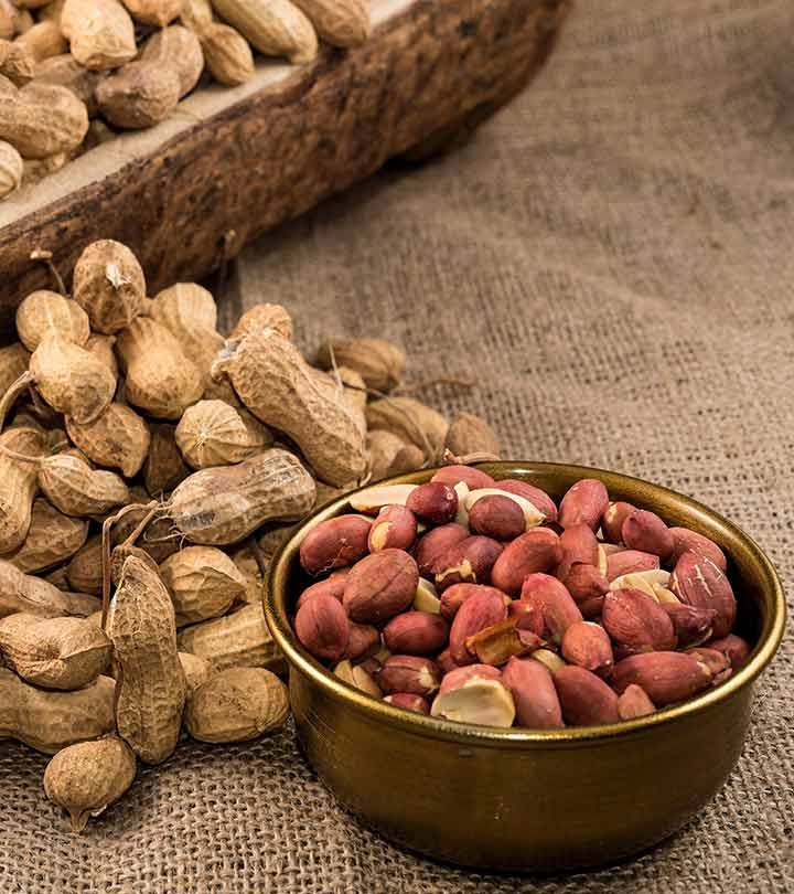 Peanut (Mungfali) Benefits, Uses and Side Effects in Hindi
