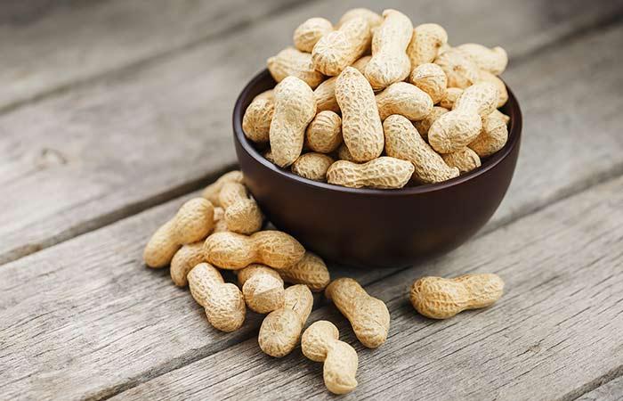 Peanut Nutritional Value in Hindi