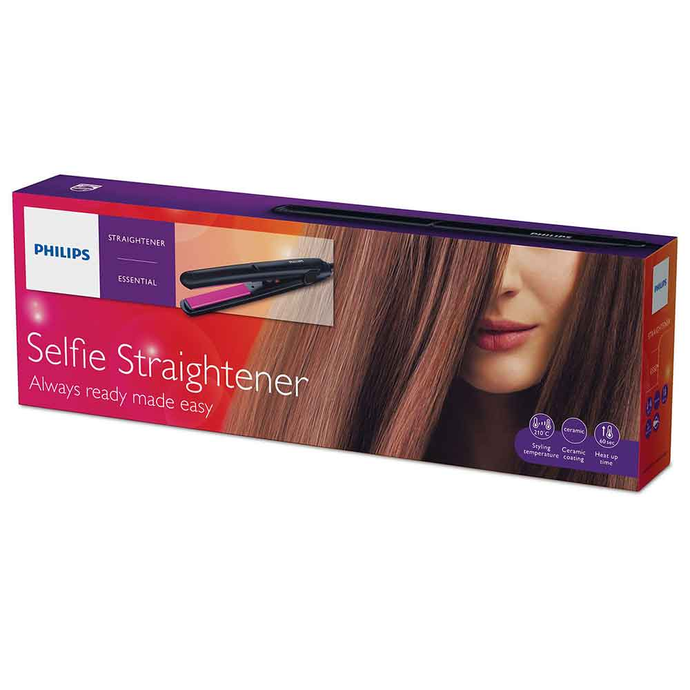 Philips Hp8302/06 Selfie Hair Straightener