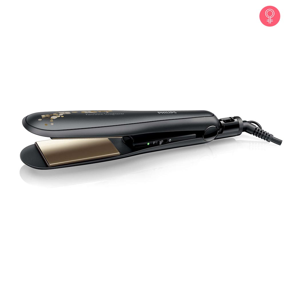 Philips KeraShine HP8316 Hair Straightener-1