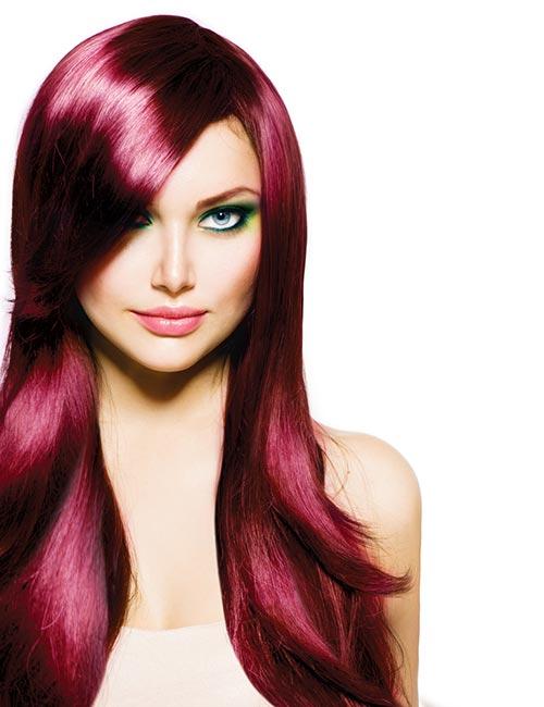 Pinkish Maroon