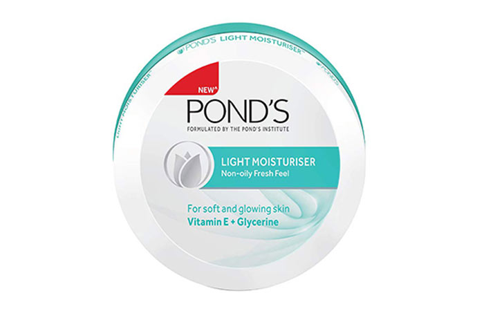 Ponds Light Moisturizer