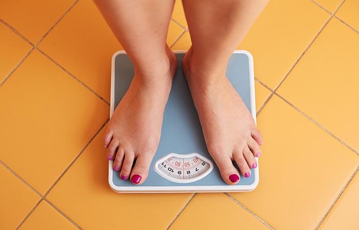 Regular Weight Monitoring