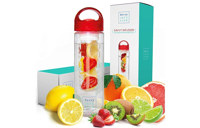 Savvy Infusion Water Bottle