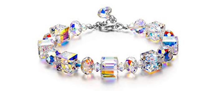 Sparkling Swarovski Crystal Bracelet - Gift Ideas For Women