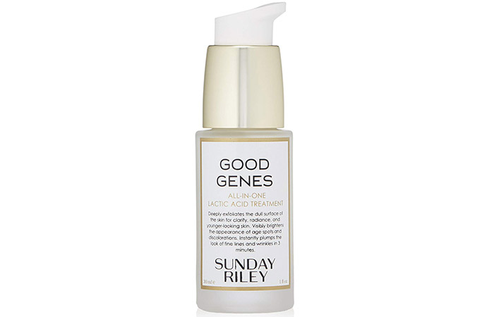 Sunday Riley Good Genes All In One Lactic Acid Treatment
