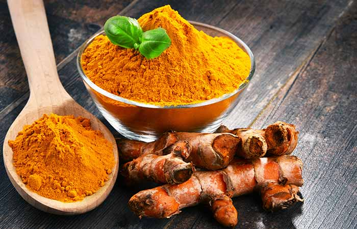 Turmeric for muscular pain in hindi
