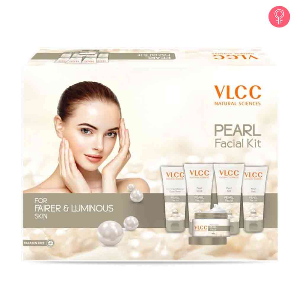 VLCC Pearl Facial Kit