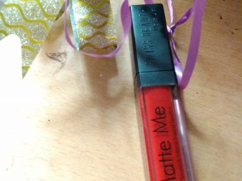 Incolor Matte Me Ultra Smooth Lip Cream pic 1-Quite okay-By taani