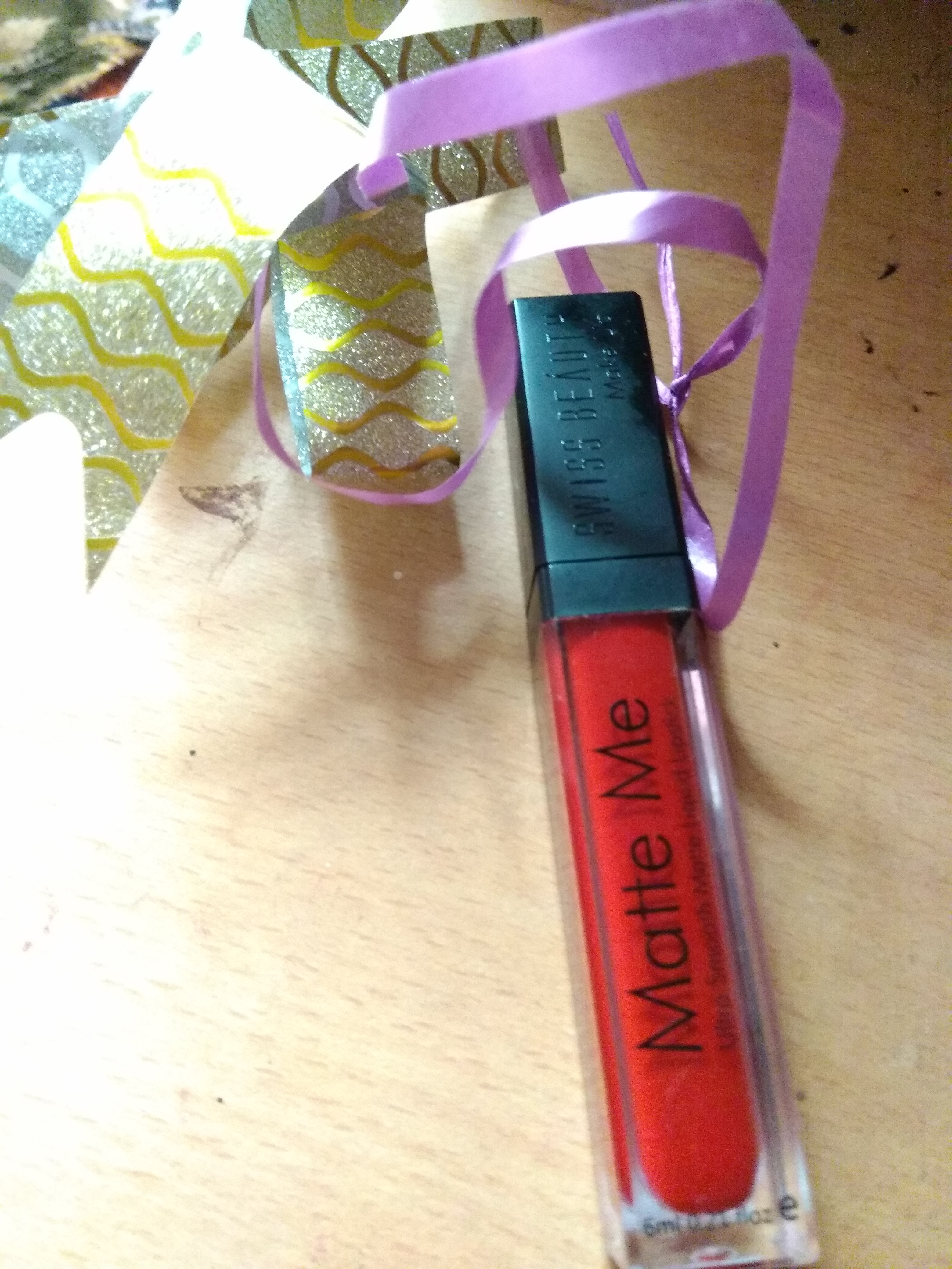 Incolor Matte Me Ultra Smooth Lip Cream-Quite okay-By taani-1