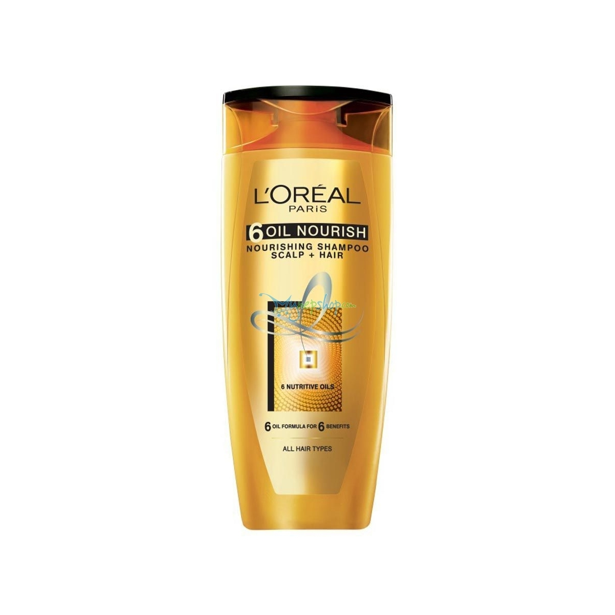 L'Oreal Paris 6 Oil Nourish Shampoo-Lathers nicely-By riya_neema