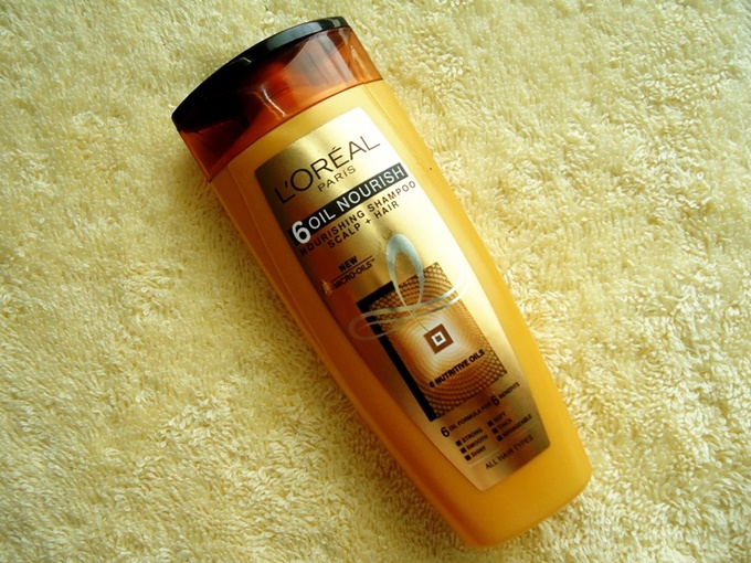 L'Oreal Paris 6 Oil Nourish Shampoo-Choose to get oil free hair-By my_edification_hub