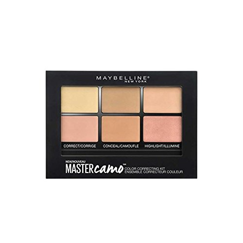Maybelline New York Master Camo Color Correcting Kit-My money got wasted-By Samidha_Mathur