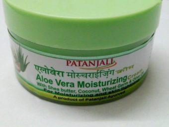 Patanjali Aloe Vera Moisturizing Cream -Effective in winters as well-By riya_neema