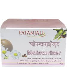 Patanjali Ayurvedic Moisturiser Cream-Does not contain chemicals-By riya_neema