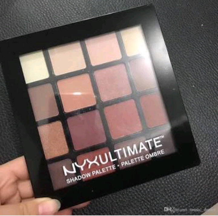 NYX Professional Makeup Ultimate Shadow Palette -Good for dramatic look-By kiran@2203