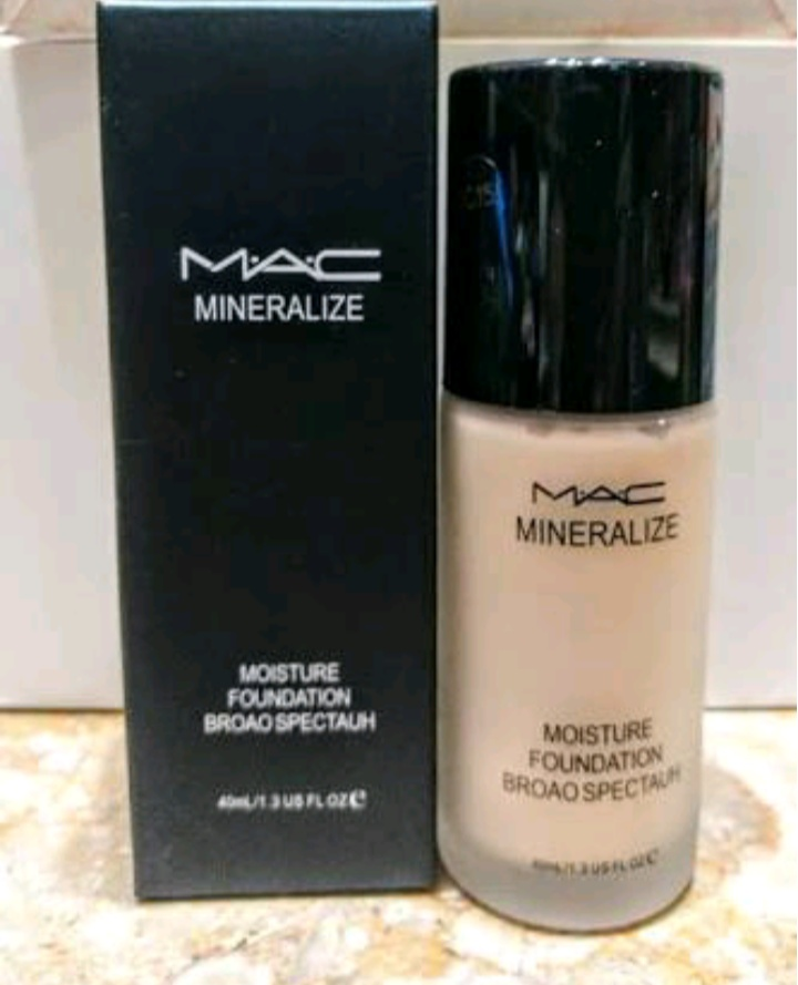 MAC Matchmaster SPF 15 Foundation-Good for oily skin-By kiran@2203