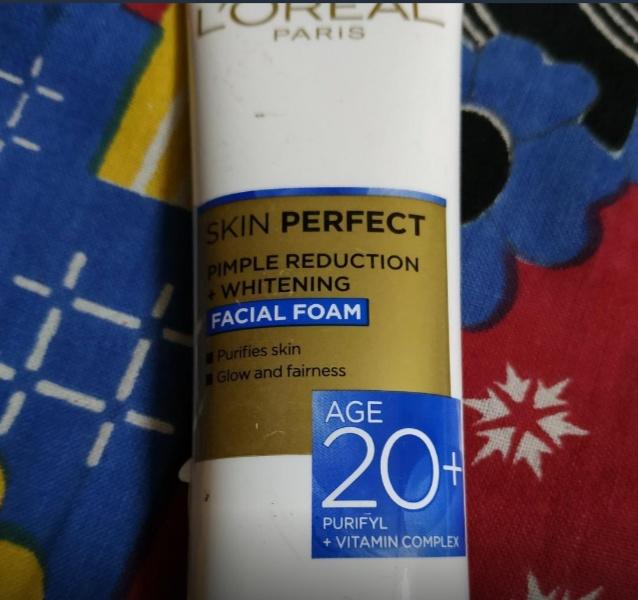 L'Oreal Paris Age 20+ Skin Perfect Cream UV Filters-Wow-By kiran@2203