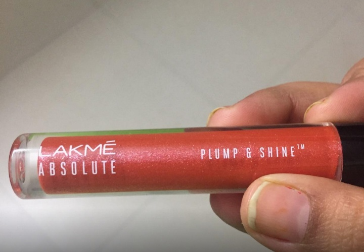 Lakme Absolute Plump And Shine Lip Gloss -Affordable-By kiran@2203