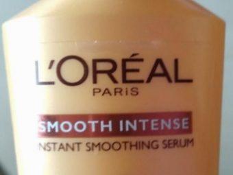 L'Oreal Paris Smooth Intense Instant Smoothing Serum -Amazing-By kiran@2203