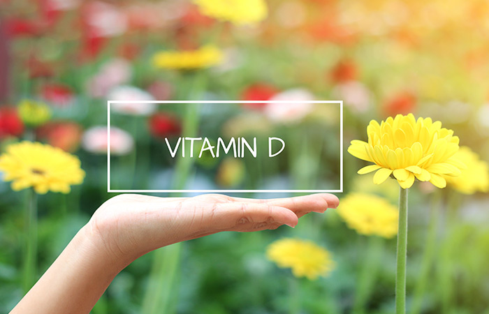 vitamin D for periods pain in hindi