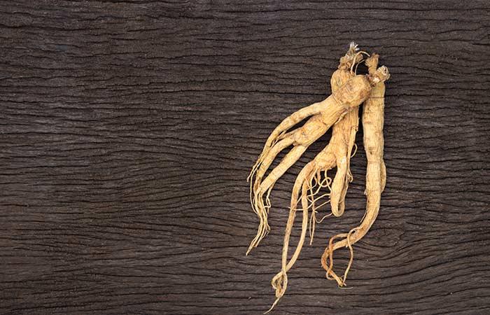 जिनसेंग के प्रकार - Types of Ginseng in Hindi