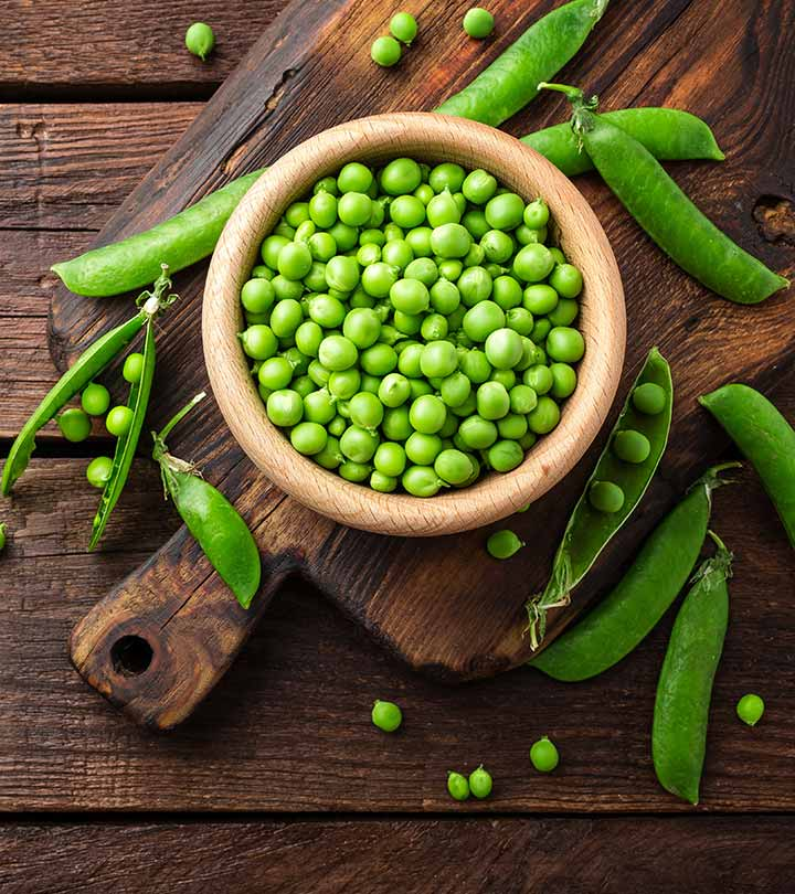 मटर के 23 फायदे, उपयोग और नुकसान – Green Peas Benefits, Uses and Side Effects in Hindi