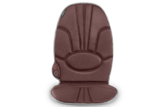 10. Homedics Portable Back Massage Cushion