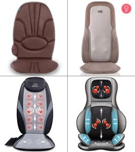 10 Best Massage Chair Pads To Buy In 2019