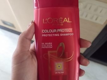 L'Oreal Paris Colour Protect Shampoo -Hair colour-By jhasamisha