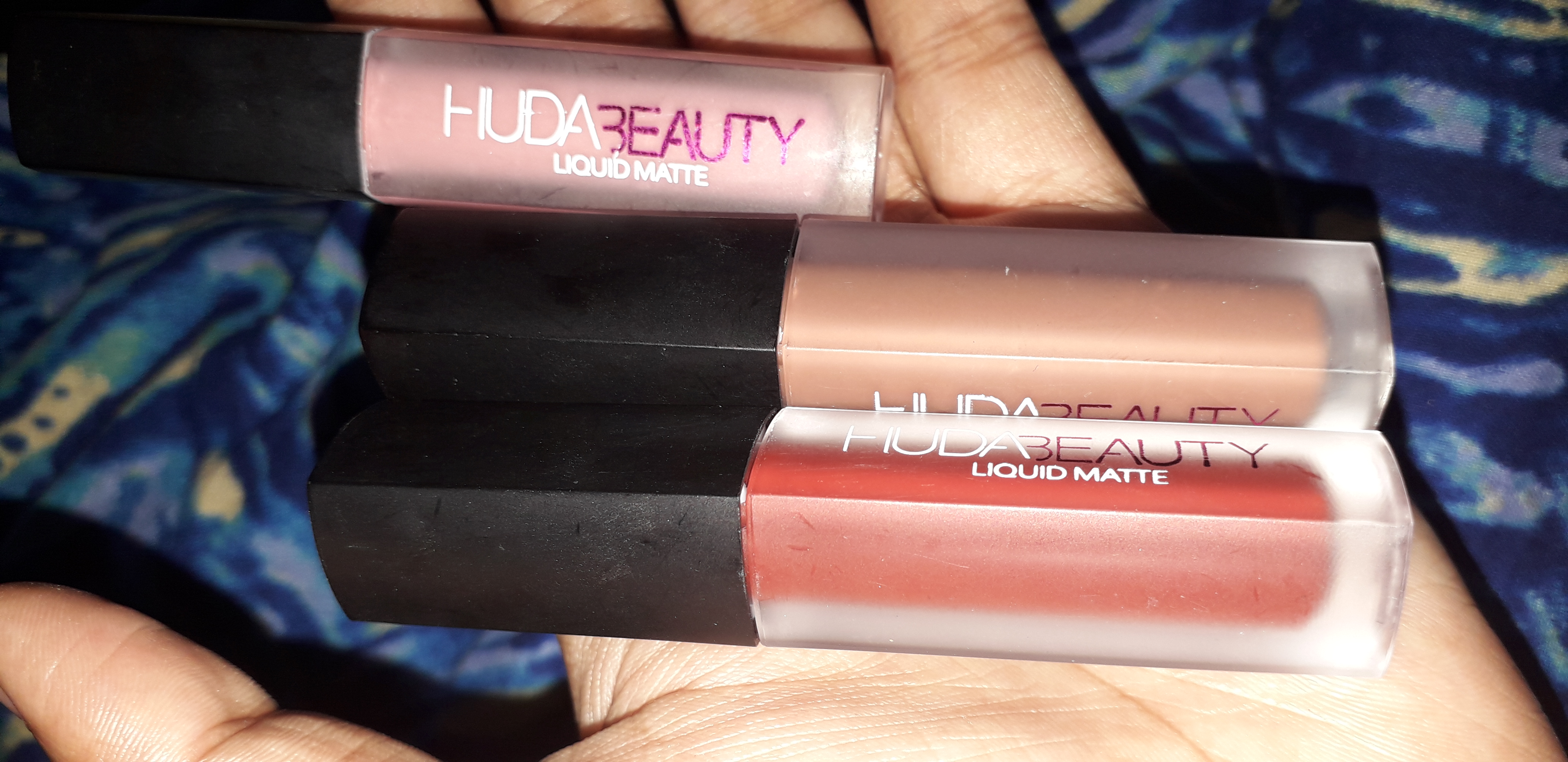 Huda Beauty Liquid Matte Lipstick-Huda Beauty matte lipstick-By arisha_-1