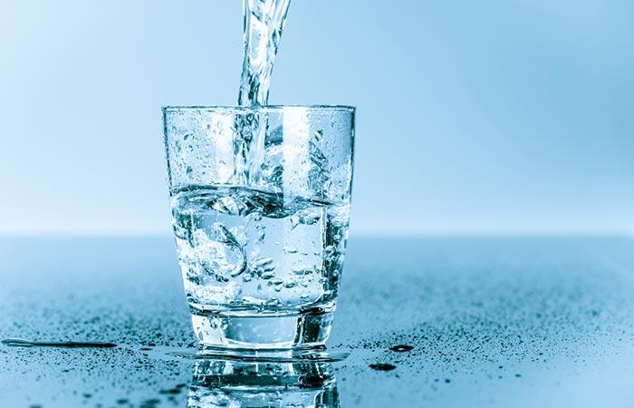 2. पानी