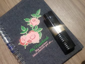 Bobbi Brown Lip Color -Bobbi lips happy lips-By sheetu_luv