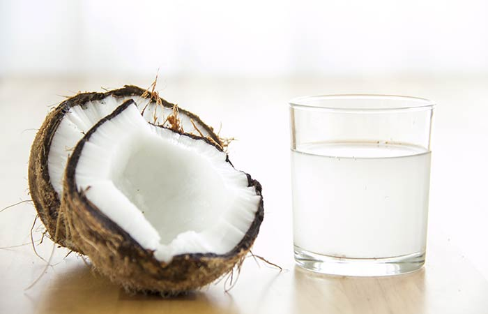 3. Coconut Water