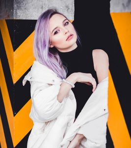 30 Wonderful Purple Hair Color Ideas