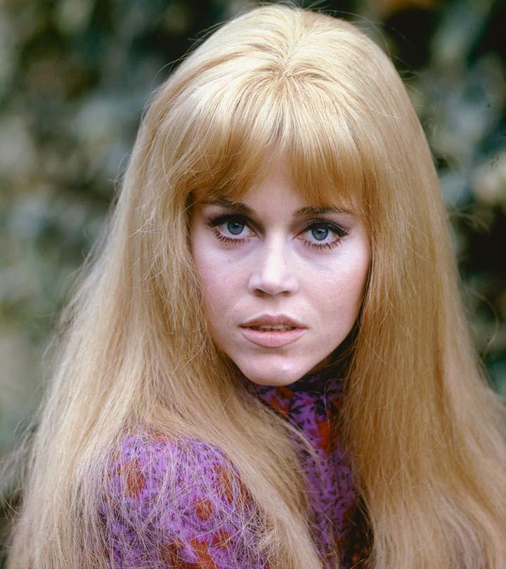 32 Stunning Jane Fonda Hairstyles