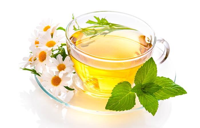 6. Herbal Teas