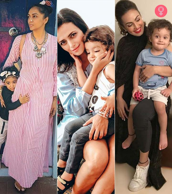 6 TV Actresses Who Look Stunning After Pregnancy Weight Loss
