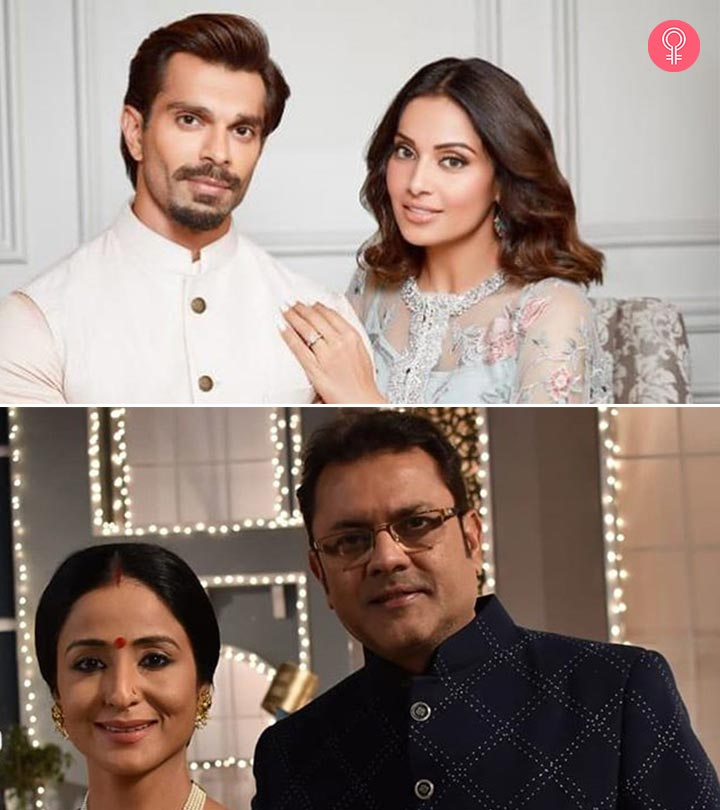8 Popular Indian Television Celebrities Who Found Love Again And Remarried
