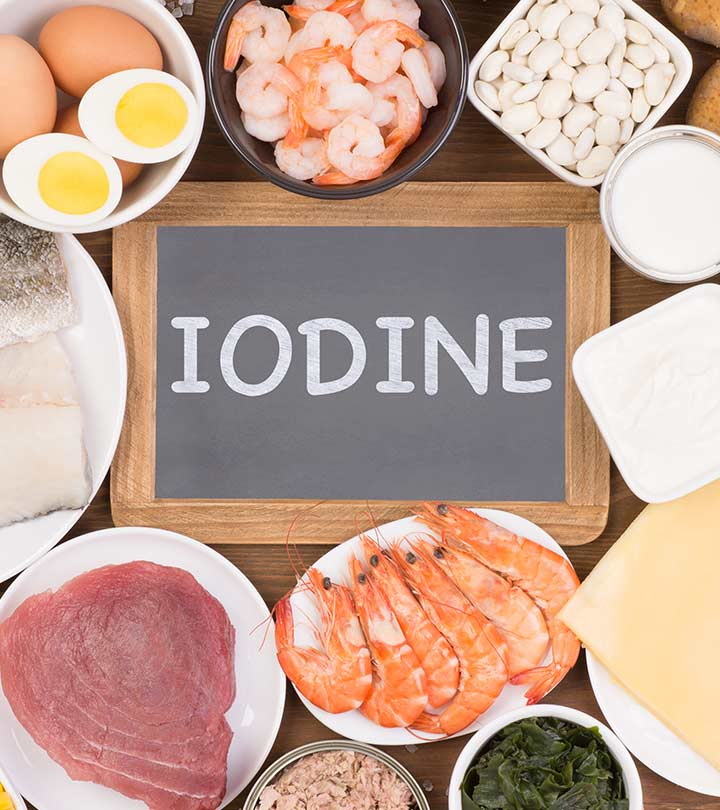 8 Signs That Your Body Is Begging For More Iodine