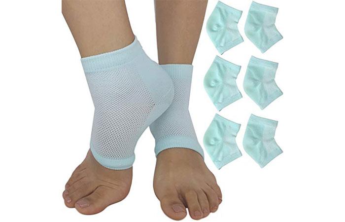 ARMSTRONG AMERIKA Moisturizing Socks For Cracked Heels